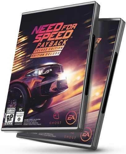 Need for speed payback edición deluxe - juegos pc