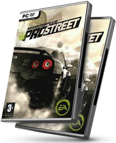 Need for speed prostreet - juegos pc