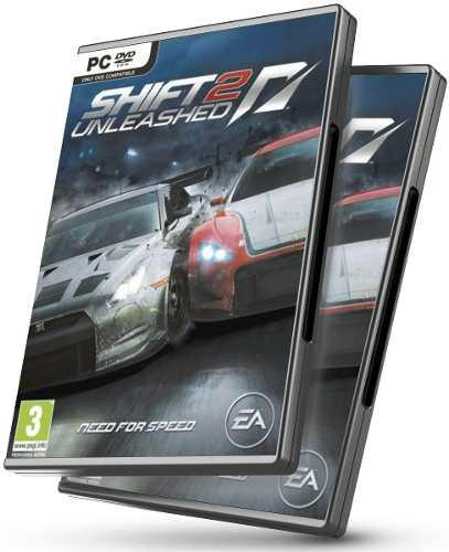Need for speed shift 2 unleashed limited edition - juegos pc