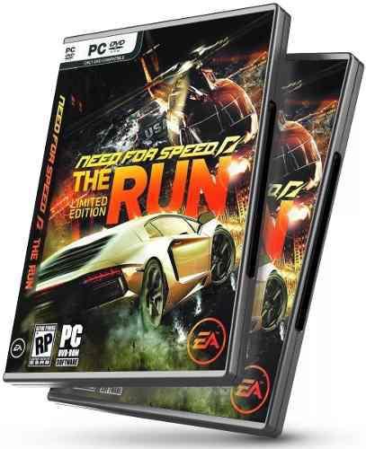 Need for speed the run pc edición limitada - juegos pc