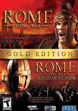 Rome: total war - gold edition [código de juego online]