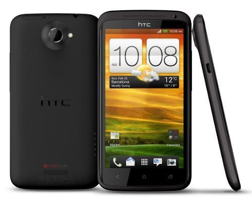 Smartphone htc one x 16gb quadcore 2gb negro libre ram