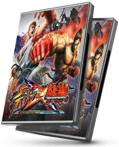 Street fighter x tekken - juegos pc