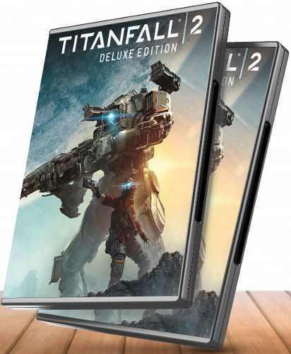 Titanfall 2 deluxe edition - juegos pc