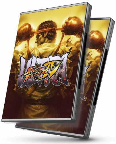 Ultra street fighter iv - juegos pc