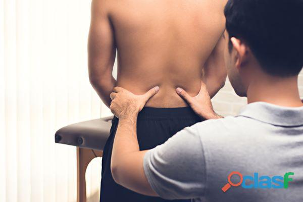 ¿Dolor de espalda o dolor de ciatica? Masaje para el dolor