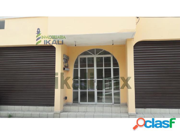 Renta edificio con 3 locales y 3 oficinas col. centro tuxpan veracruz, tuxpan de rodriguez cano centro