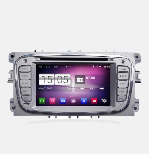 Audio navegación android, cámara reversa ford monde-ofocus