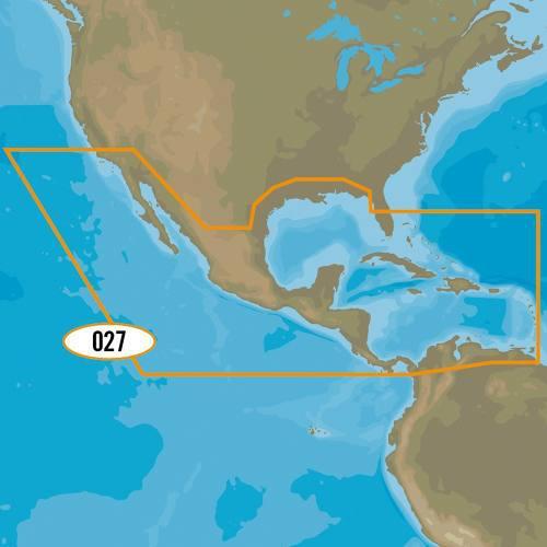 C -map max - n + n / a -y027 - américa central y el caribe