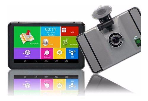 Gps navegador 7 pantallatactil wifi-bluetooth camara frontal