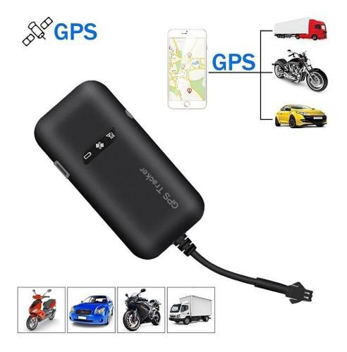 Gps rastreador satelital tracker auto moto localizador