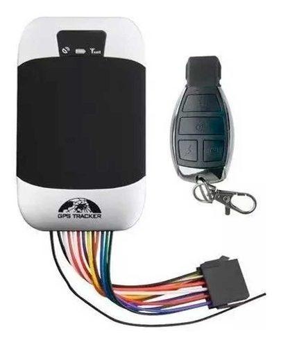 Gps tracker + microfono + control remoto