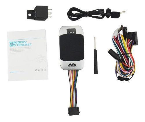 Gps tracker tk303f 3g 10años plataforma original