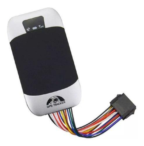 Gps tracker vehicular motos localizador inmovilizador alarma