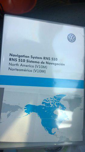 Mapas rns510 version 10m y 11 m version europea y americana