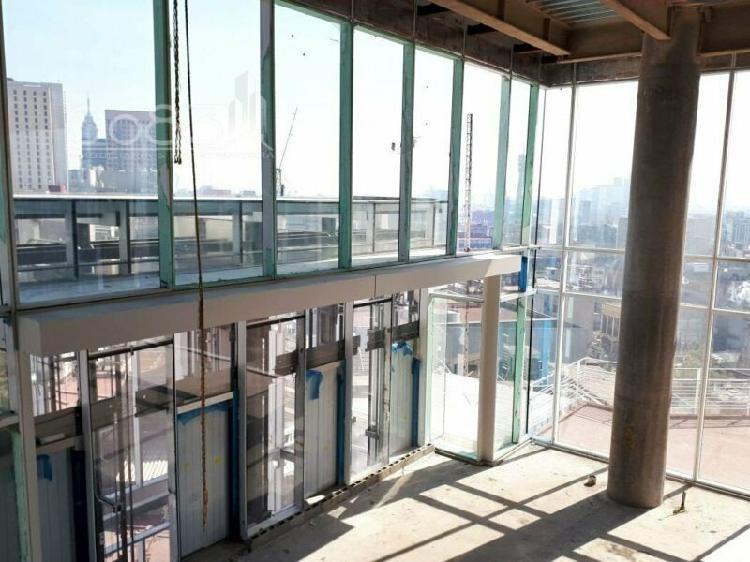 Renta - oficina - cuarzo reforma - 4,548 m2 - us$113,710