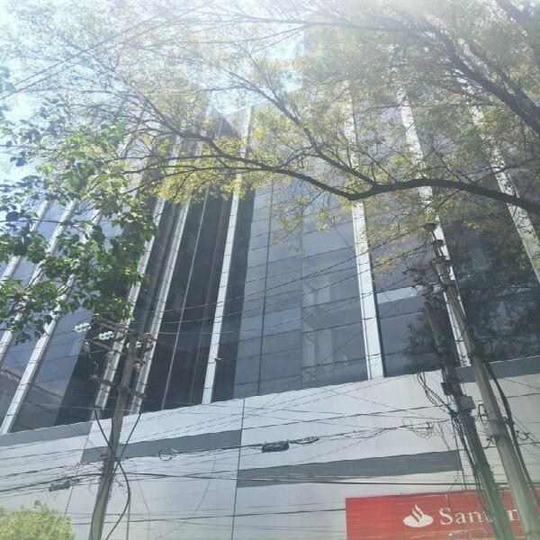Renta - oficina - insurgentes sur - 230m2 - $73,600