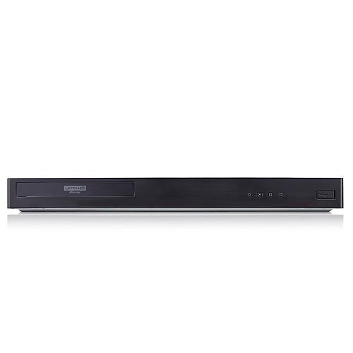 Reproductor Blu Ray Lg Negro Ultra Hd 4k Up970