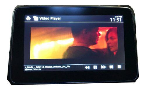 Reproductor de video mazda gratis usb tacometro digital
