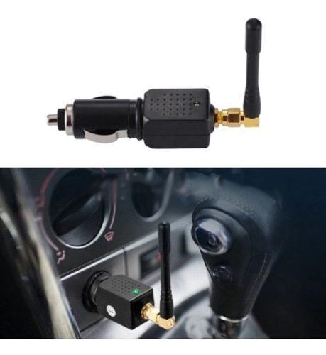 Sistema de bloqueo de señal de gps para automóvil
