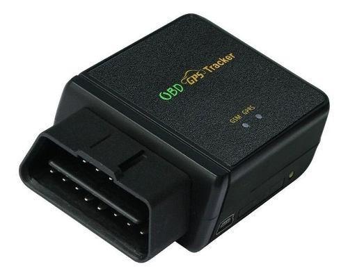 Tracker rastreador obd cctr-830g facil de instalar gps 3g