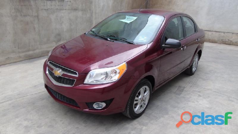Chevrolet aveo modelo 2015