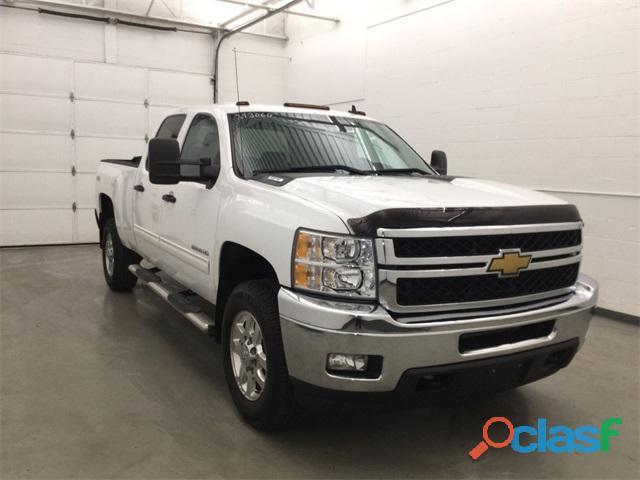 Chevrolet silverado 2014 blanco 4x4