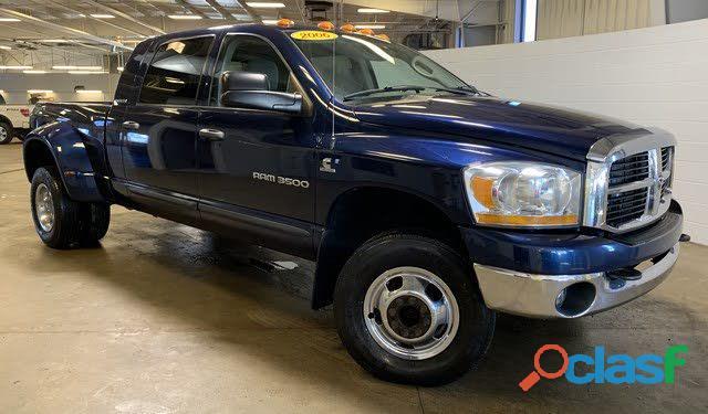 Dodge ram 3500 diesel 2006