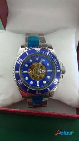 $2,000 o.m.o.!reloj rolex sub. automatico