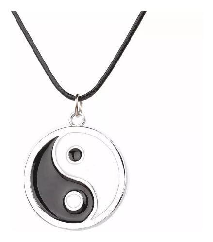 Collar mejores amigos de tai chi yin yang naruto