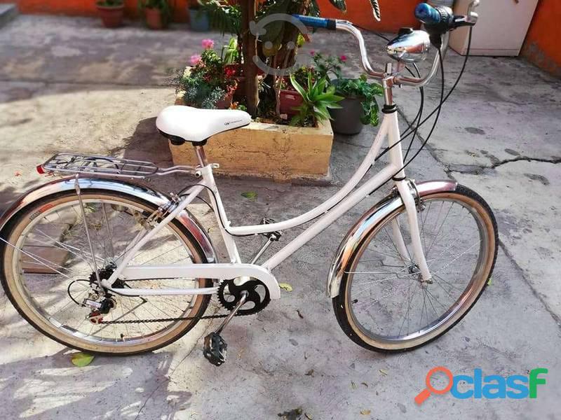 Bicicleta vintage en excelentes condiciones!