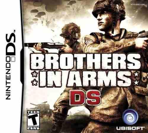 Historias de guerra de brothers in arms nintendo ds
