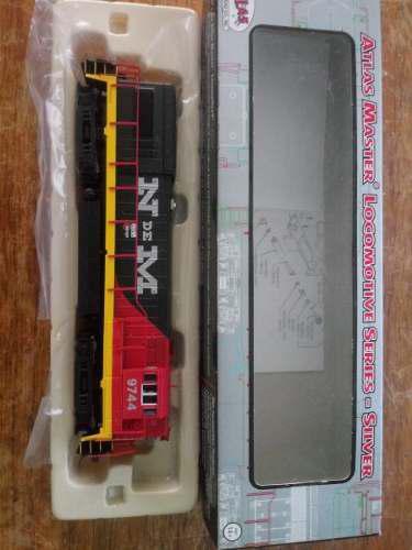 Locomotora atlas ho ndem u30b naris alta analoga