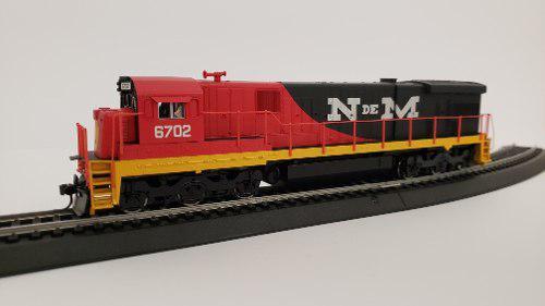 Locomotora ho ge c30-7 ndem #6702 paragon 2 sound/dc/ddc