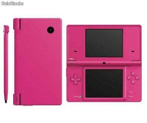 Nintendo dsi rosa nuevo caja dañada con garantía de