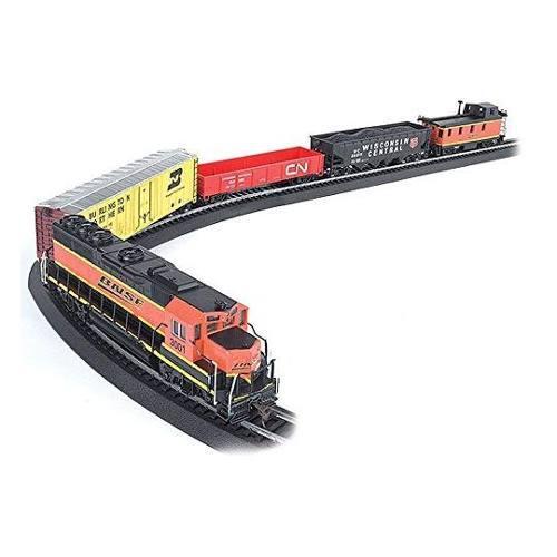 Set completo de tren eléctrico y pista de bachmann trains