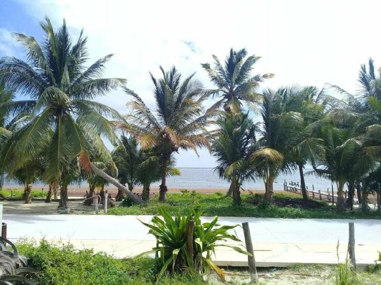 Terreno en venta en mahahual/riviera maya /