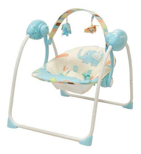 Columpio mimo azul para bebé prinsel nuevo
