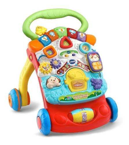 Juguete bebe vtech stroll and discover activity walker / j