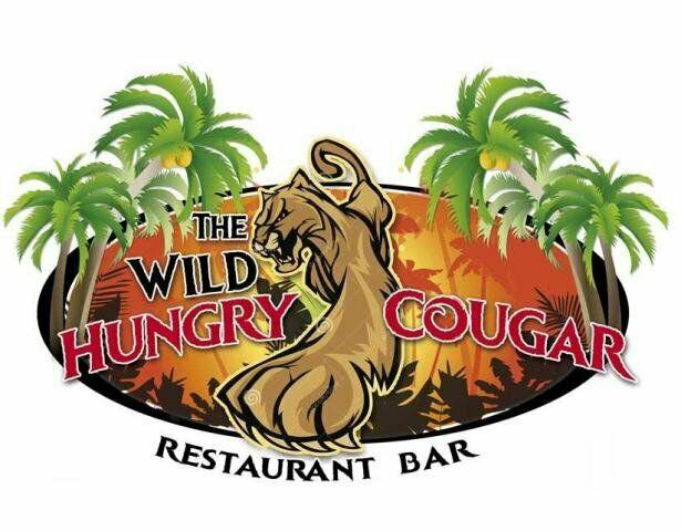 The wild hungry cougar