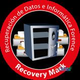 Recovery mark   recuperación de datos forenses°