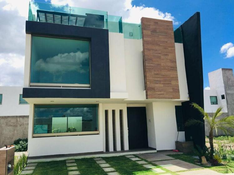 Casa e residencial platinum a atras de la nueva plaza
