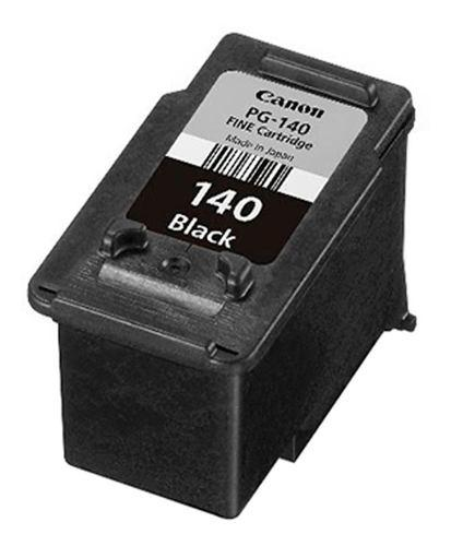 Cartucho canon negro pg-140 mg2110 mg3210 mg3610 5201b001ab