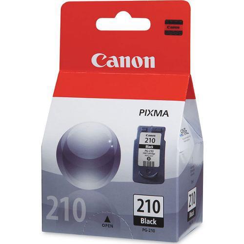 Cartucho canon pg-210xl negro ip2700 ip2702 mp230 mx360