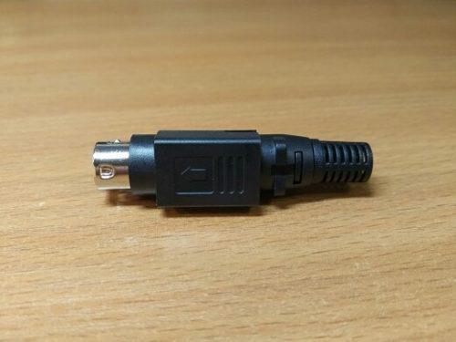 Conector 3 pines para impresoras de ticket epson, oki, sams4