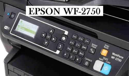 Epson wf-2750 nuevo original
