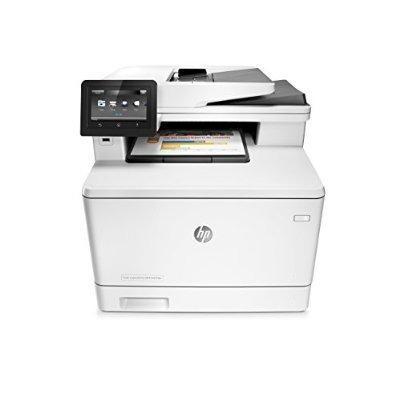 Hp laserjet pro m477fdn todo-en-uno impresora a color (cf378
