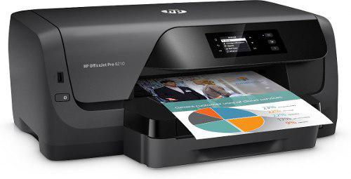 Hp officejet pro 8210, color, inyección, inalámbrico,