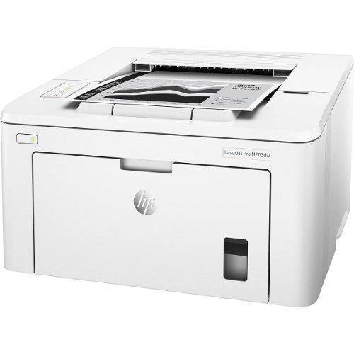Hps impresora monocromatica hp laserjet pro m203dw wifi