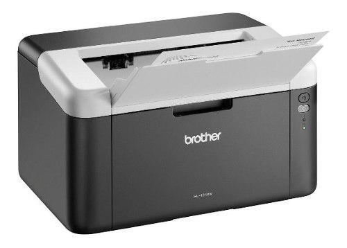 Impresora brother hl-1212w láser monocromática wi-fi